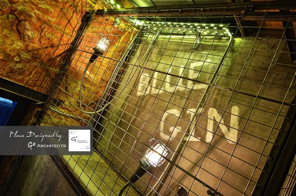 Blue Gin Bar
