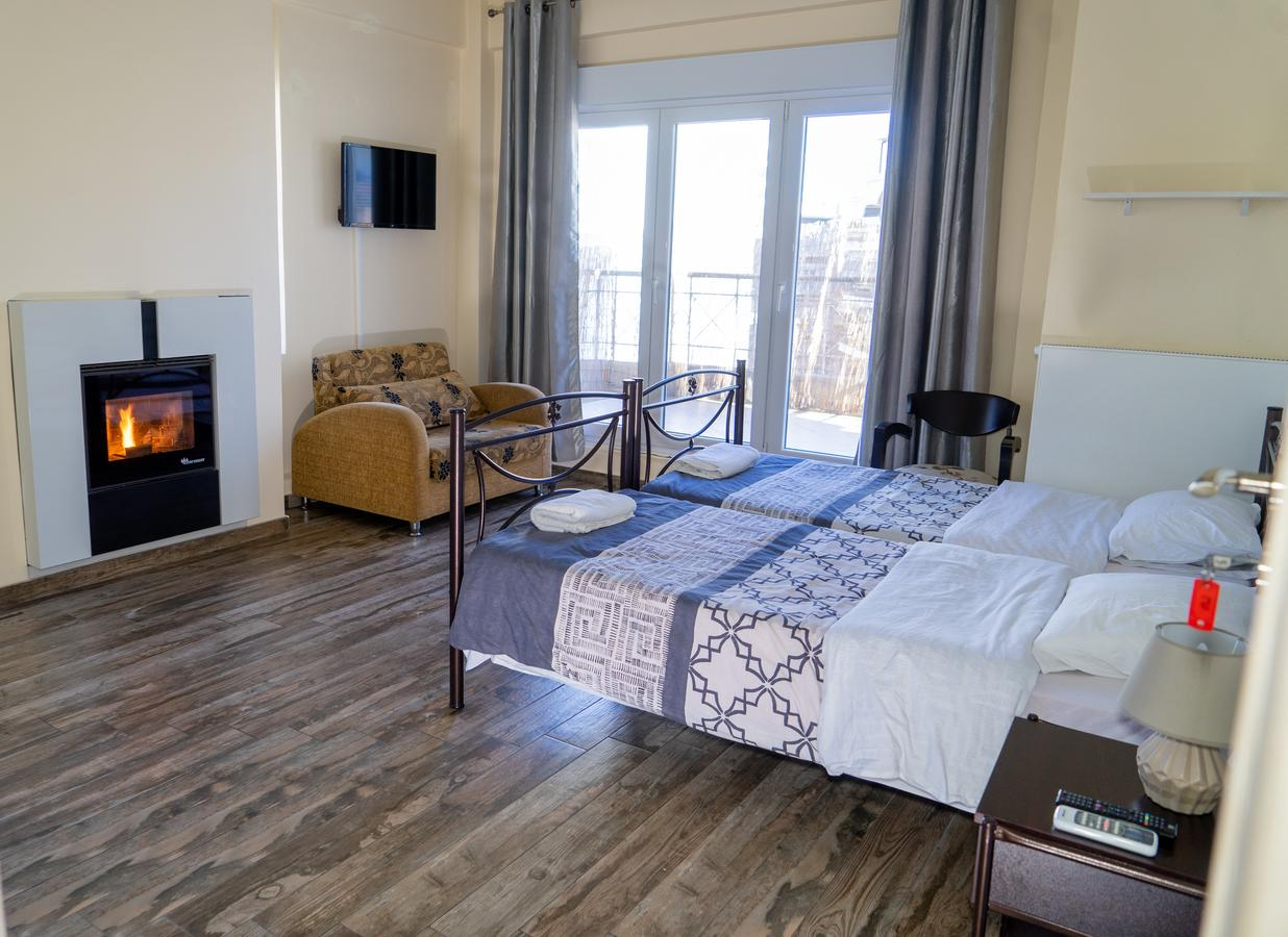 NoMads Rooms