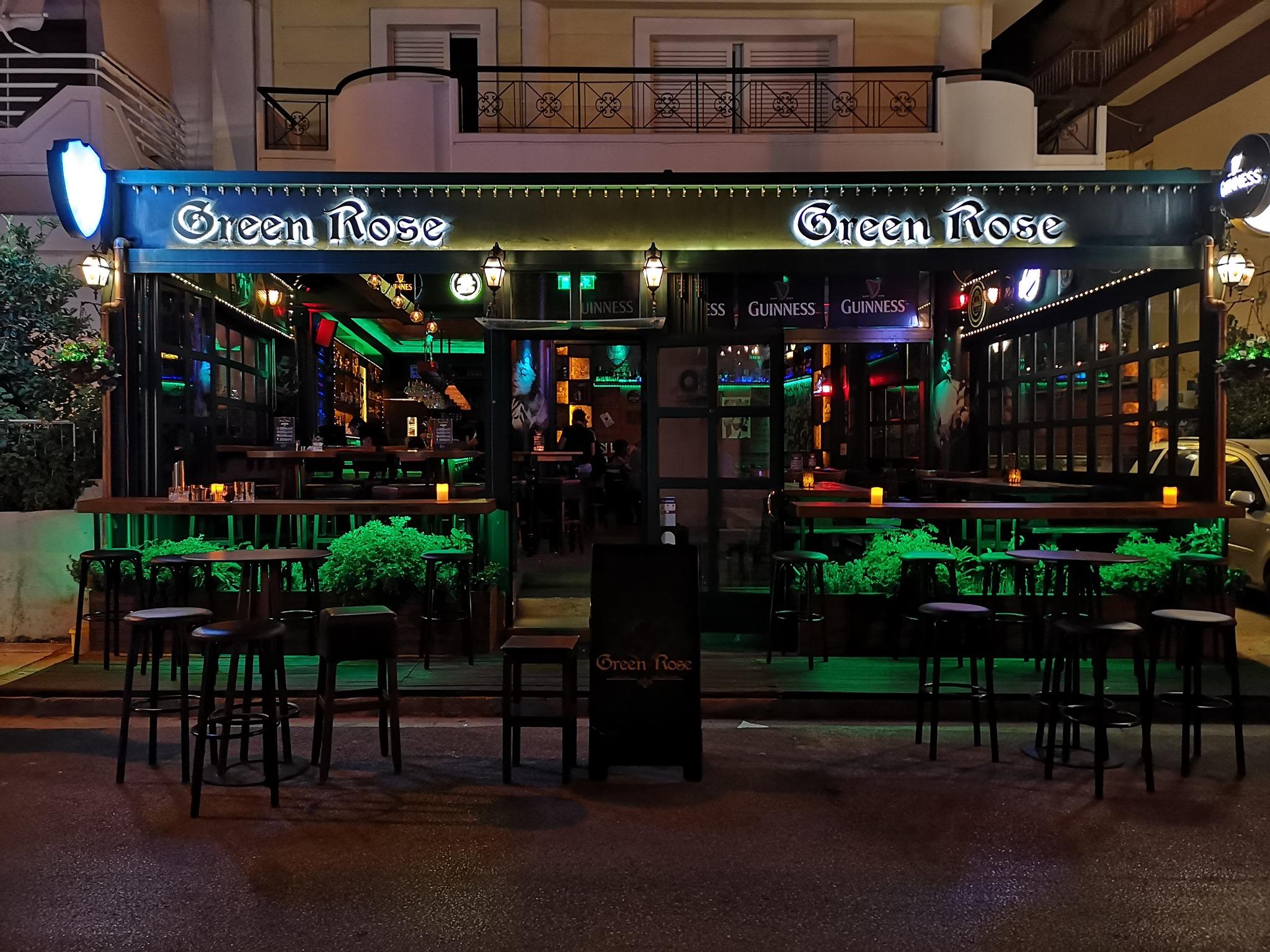 Green Rose Beer – Restaurant